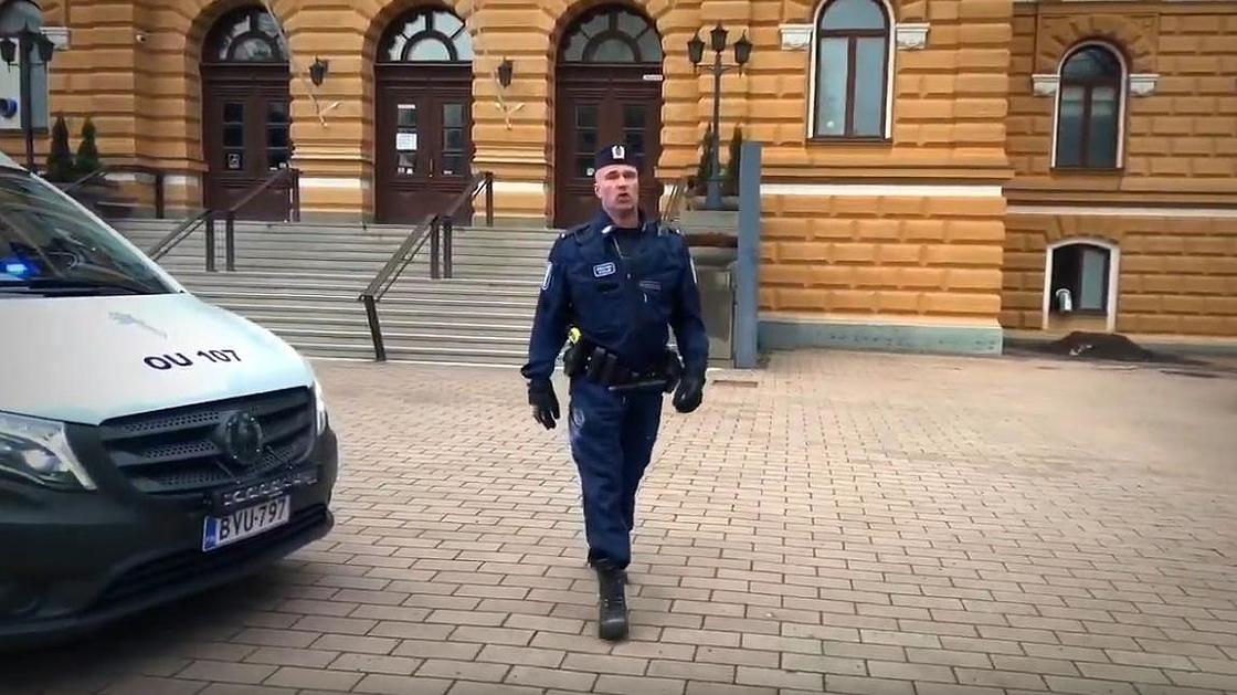 Poliisi Tiedotteet